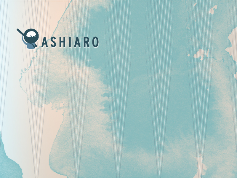 Ashiaro Desktop Wallpaper