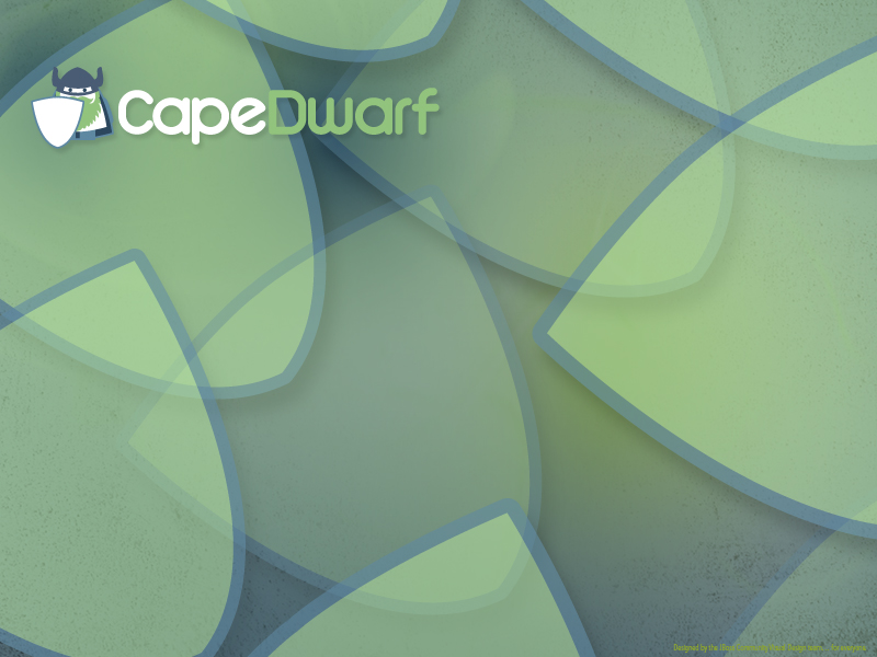 CapeDwarf Desktop Wallpaper