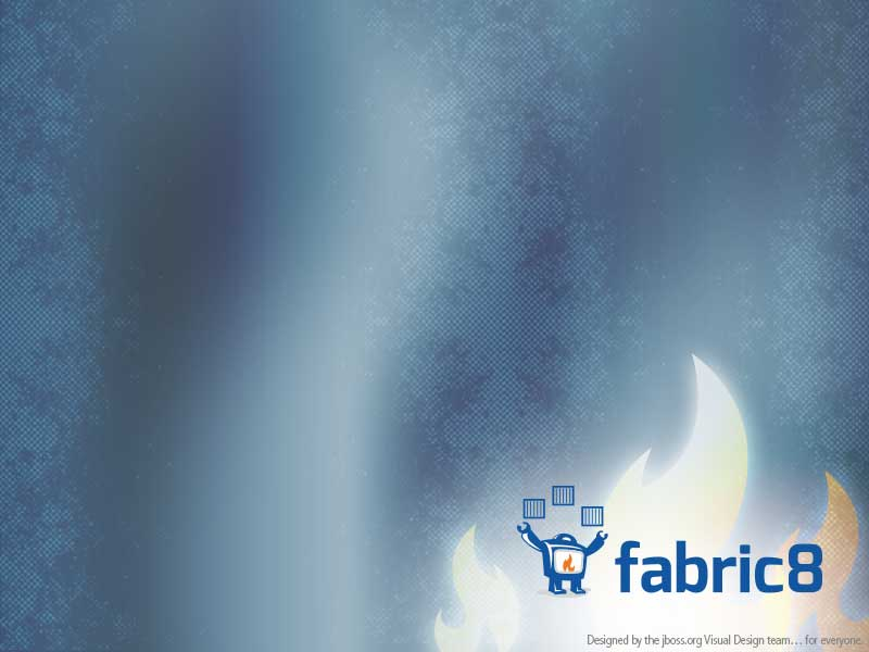 Fabric8 Desktop Wallpaper