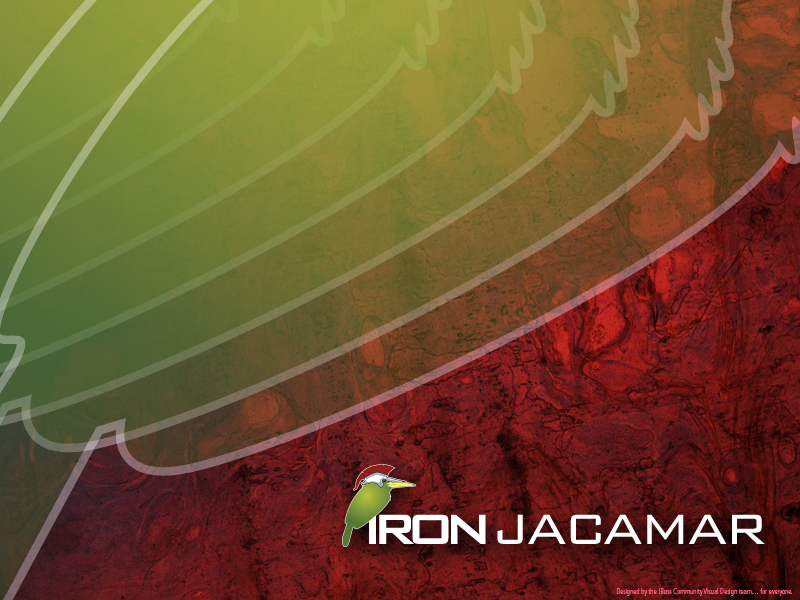 IronJacamar Desktop Wallpaper