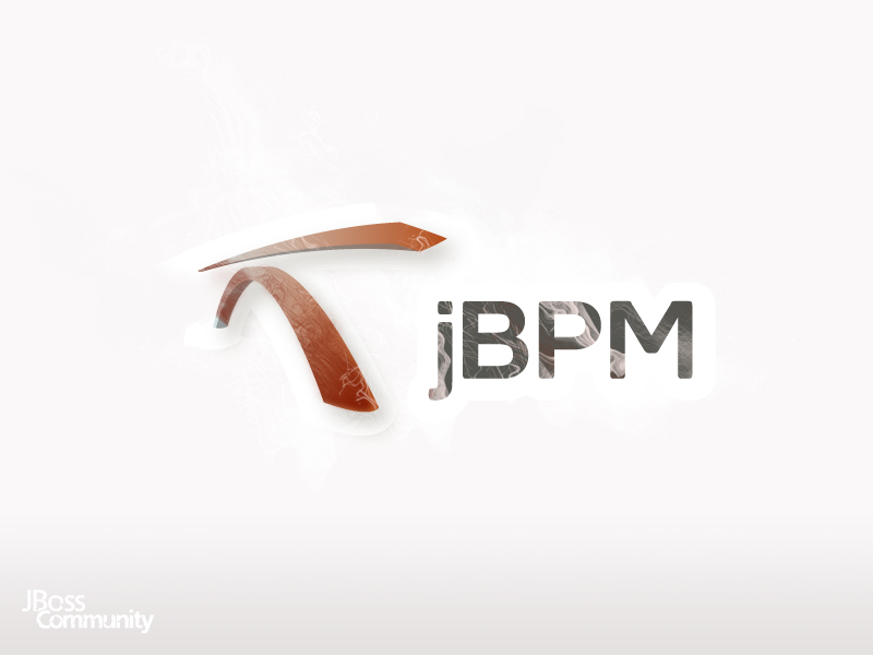 jBPM Desktop Wallpaper