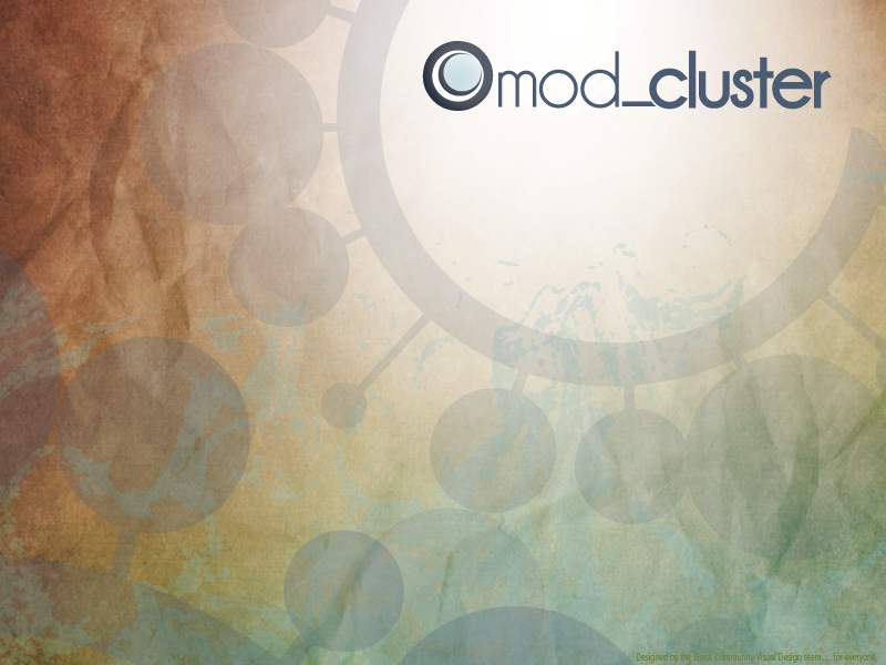Mod_Cluster Desktop Wallpaper