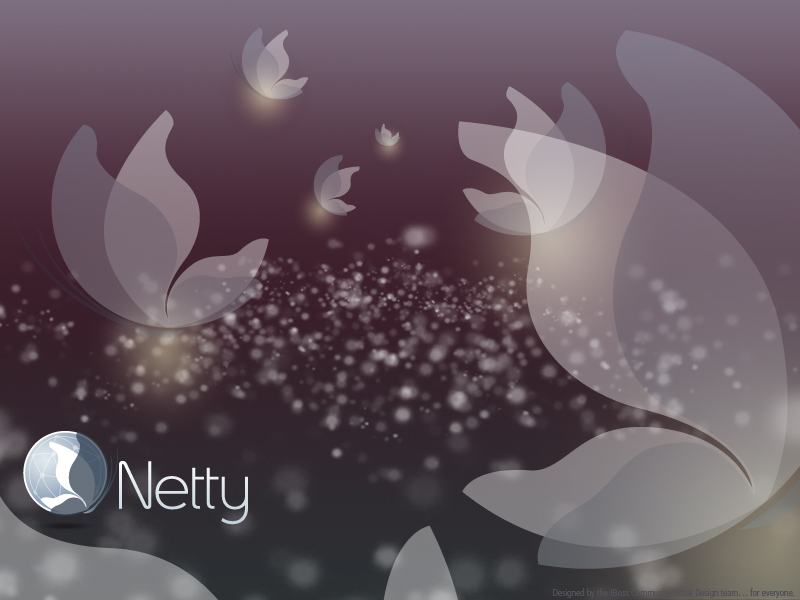 Netty Desktop Wallpaper