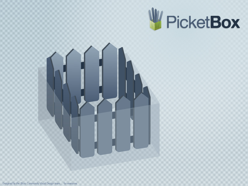 Picket Box Desktop Wallpaper