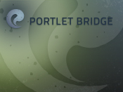 PortletBridge Desktop Background
