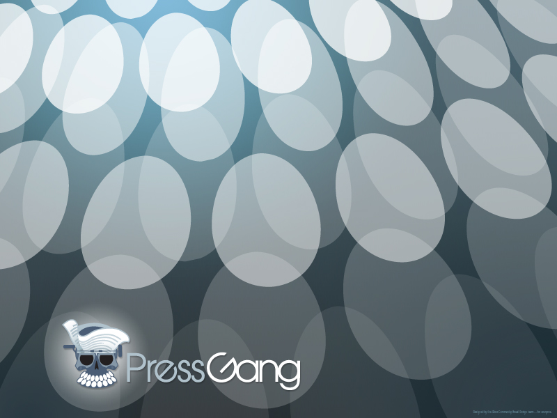 PressGang Desktop Wallpaper