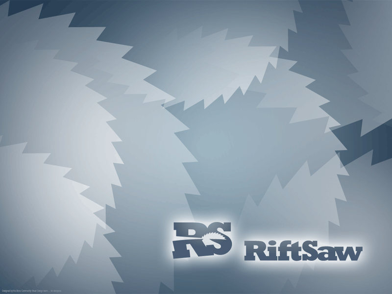 RiftSaw Desktop Wallpaper
