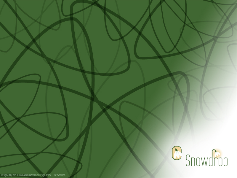 Snowdrop Desktop Wallpaper