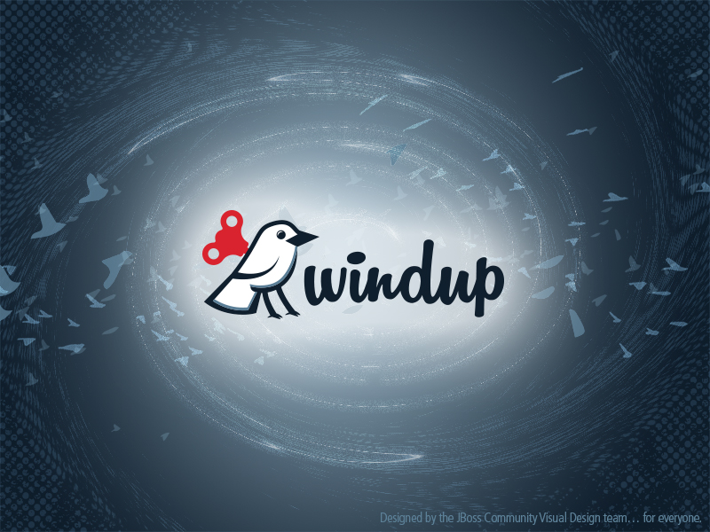 Windup Desktop Wallpaper