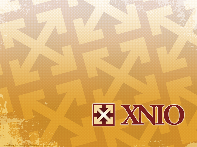 XNIO Desktop Wallpaper